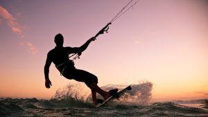 deska do kitesurfingu